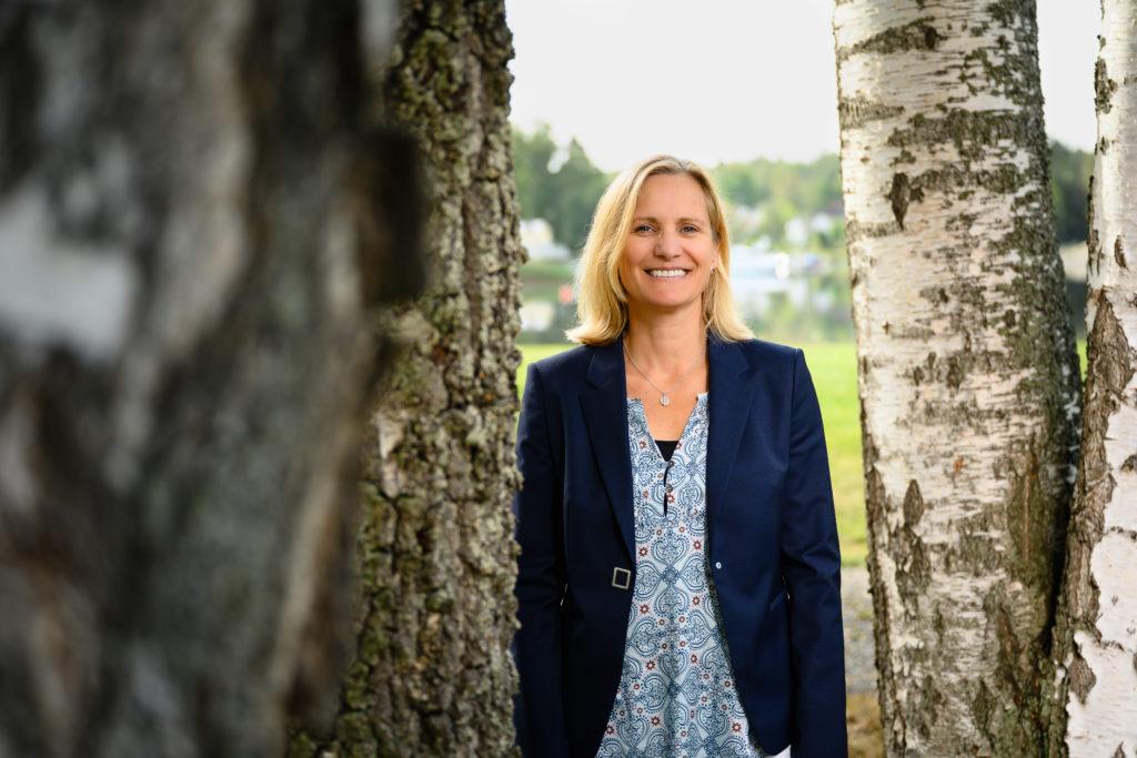 Karin Medin, vd