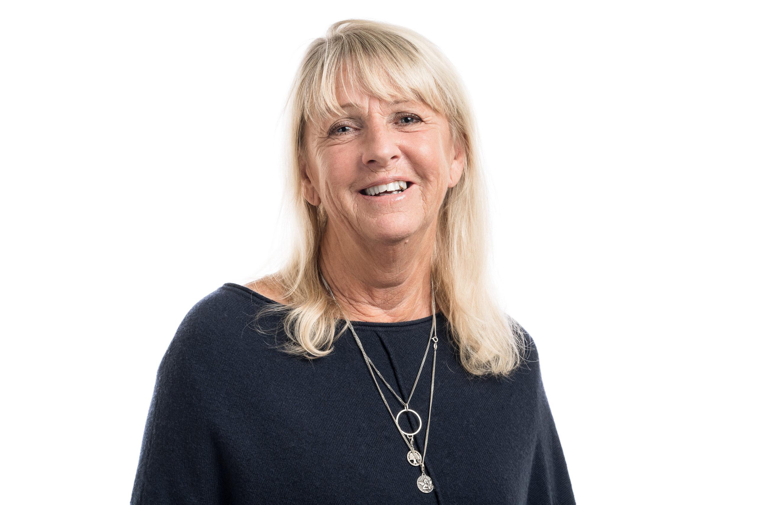 Pia Bergqvist, HR och säkerhetschef