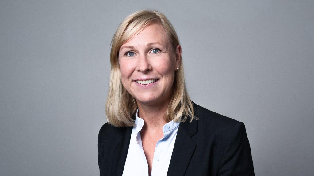 Camilla Koebe Söderenergis Hållbarhets- och kommunikationschef